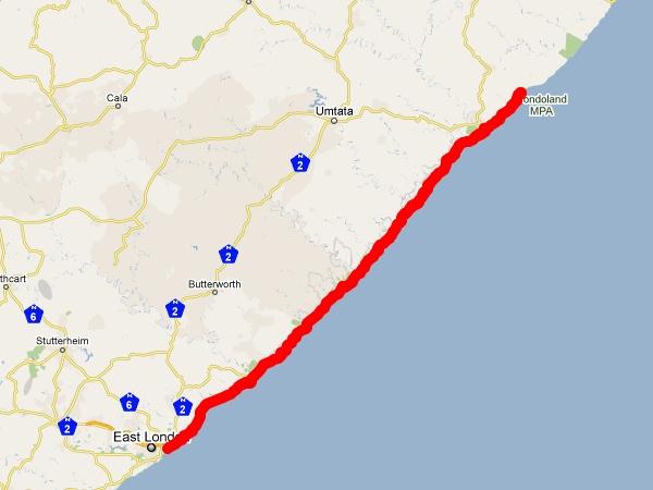 Day 9 - Google Map - Kim Van Kets