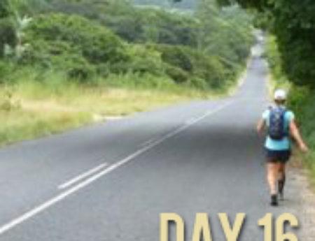Day 16 – Touchdown Durban