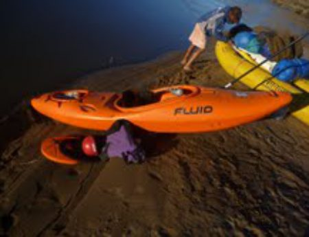 "Fluid Kayaks ""Big Bang"""