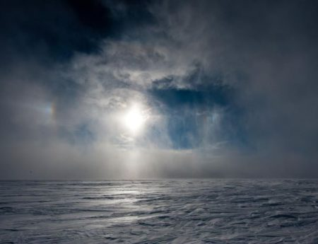 Kim's Antarctic story