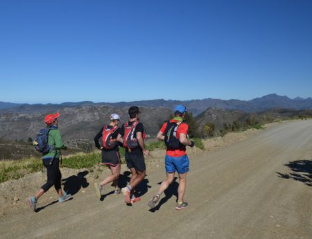 Pilgrimage Trail Run, Indlela Yabuntu (Grahamstown to Knysna 582km)