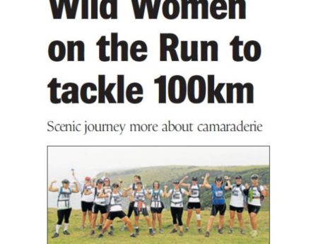 Wild Woman on the Run to tackle 100km