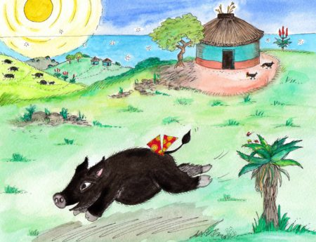 Thembi – A South African Pig Tale