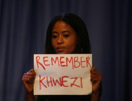 Remember Khwezi