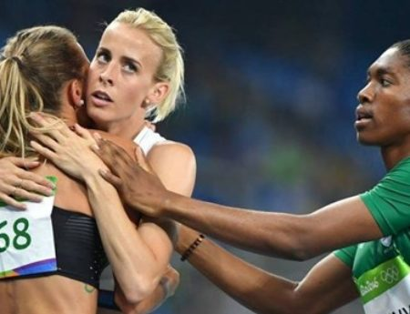 I am deeply unsettled by the Ms Semenya situation.